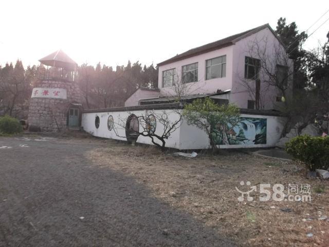 八陡山庄100余亩,房建面积200平米就餐棚15个-图(2)