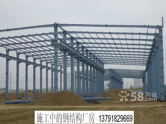 围挡 钢结构 彩钢瓦厂房仓库