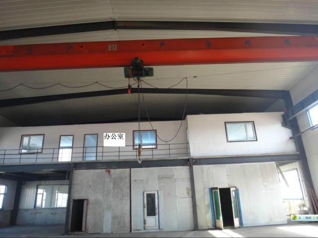 兰家厂房出租6000平米动力电,天车-图(4)