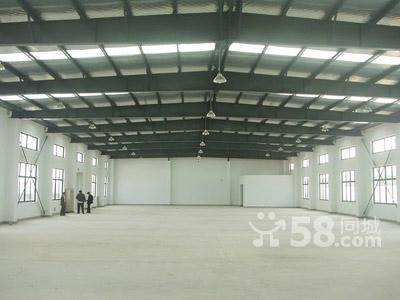 独院 零公摊 经开区1800方钢构厂房超值出售-图(1)