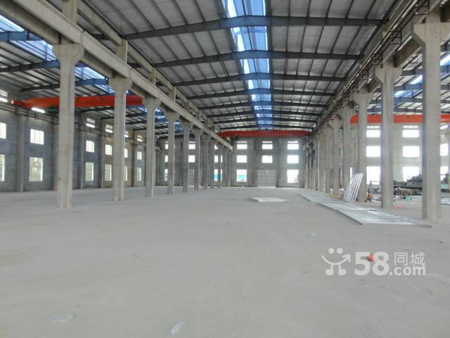 5000平标准航吊厂房可分租-图(2)