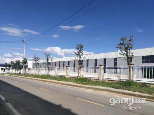 夏云工业园区标准钢结构厂房8000平米-图(1)