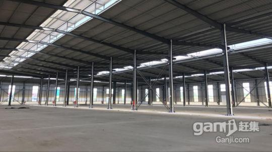 夏云工业园区标准钢结构厂房8000平米-图(4)