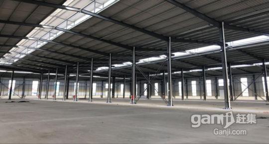 夏云工业园区标准钢结构厂房8000平米-图(5)