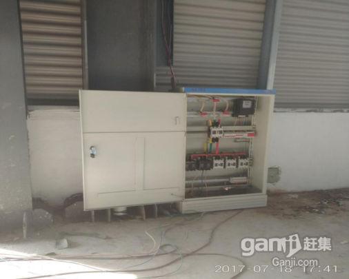 夏云工业园区标准钢结构厂房8000平米-图(6)