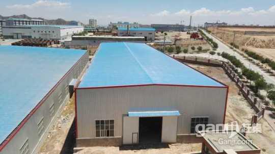 (出租)白银市中小企业创业园新建工业厂房出租-图(2)
