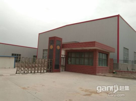 (出租)白银市中小企业创业园新建工业厂房出租-图(7)