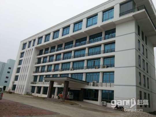 工业园7400平方米厂房配套3500平方米办公楼出租-图(1)