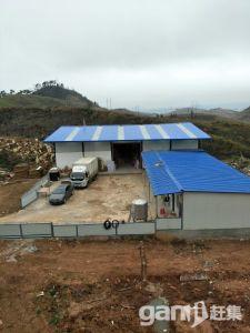 庄子田文砚公路旁,刚盖的新厂房,证件齐全,三通水电路,三相电-图(1)