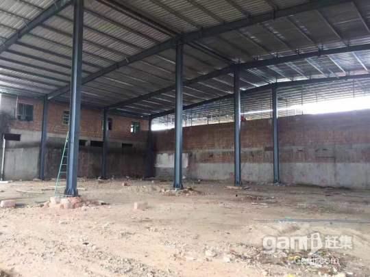 鹰潭南站302国道2600平厂房办公楼9米高钢结构分整租-图(3)