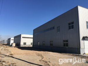 钢结构厂房库房-图(8)
