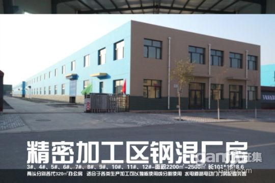 标准厂房出租租三免一-图(3)