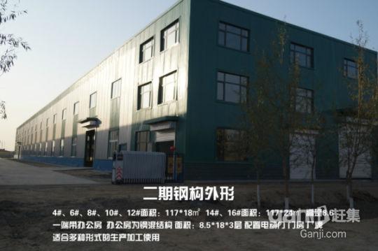 标准厂房出租租三免一-图(4)