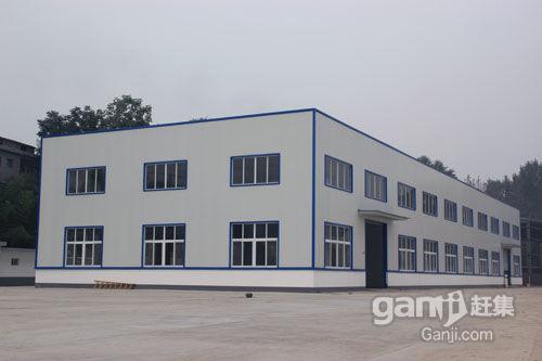 出租郴州苏仙工业园915平方米钢架标准厂房-图(1)