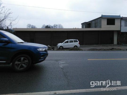 318线双田村路段场地出租-图(1)