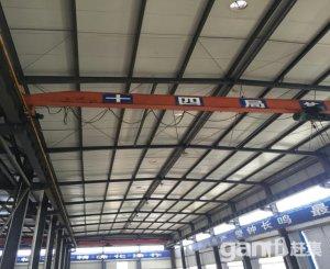 钢结构厂棚,桁吊-图(1)