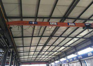 钢结构厂棚,桁吊