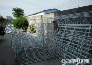 安固浸塑防护栏厂