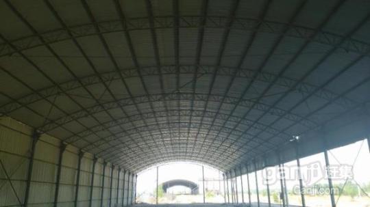出售彩钢车间拱形顶-图(1)