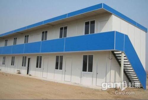 安庆轻钢结构厂房 安庆轻钢活动房 安庆活动房-图(2)