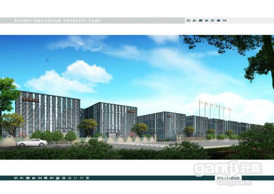 生态型厂房出售(山西博通创意园)-图(1)