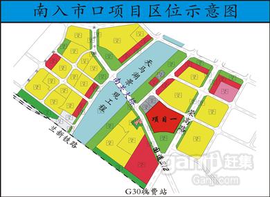 甘肃武威市南入市口投资权土地项目-图(1)
