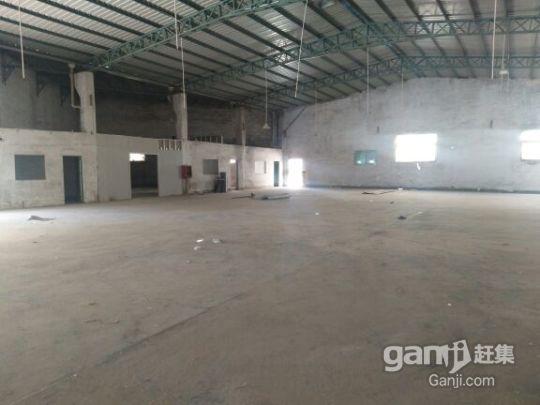 龙岗中心城原房东钢构厂房,1700平方8米高-图(5)