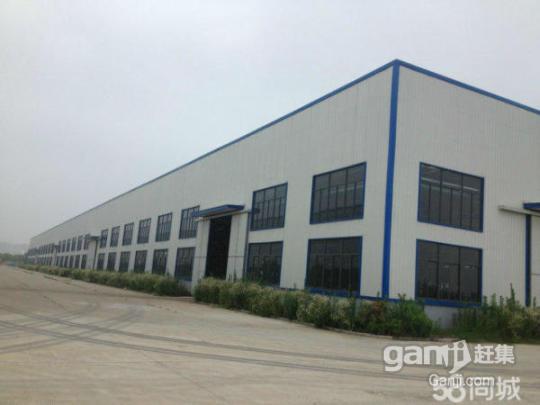 扬州广陵产业园全新高大厂房5000平方米出租-图(1)