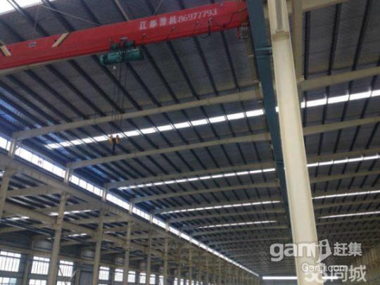 扬州广陵产业园全新高大厂房5000平方米出租-图(4)