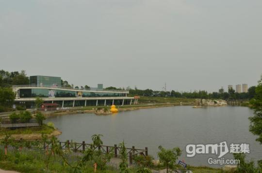 花博园内上下两层六千平覆土建筑及16亩游乐场土地-图(3)