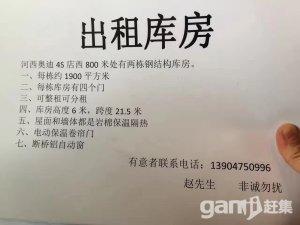 科尔沁 河西奥迪4s店西库房出租-图(4)