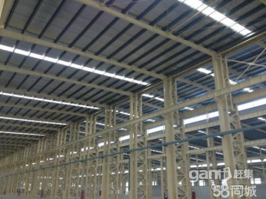 扬州广陵产业园全新高大厂房5000平方米出租-图(5)
