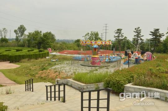 花博园内上下两层六千平覆土建筑及16亩游乐场土地-图(6)