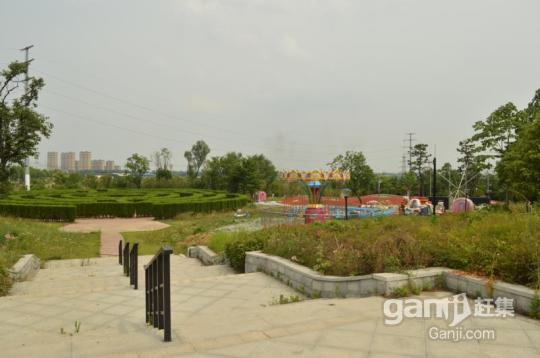 花博园内上下两层六千平覆土建筑及16亩游乐场土地-图(7)