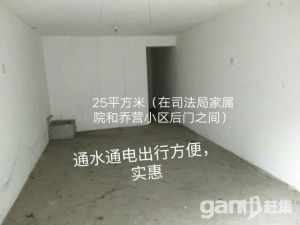 急售25平方米超好地段的高档车库,司法局家属院和乔营小区之间-图(2)