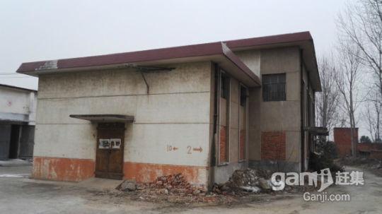 镇中心十字街临街厂房及地皮整体出售并附赠家属院住房一套-图(4)