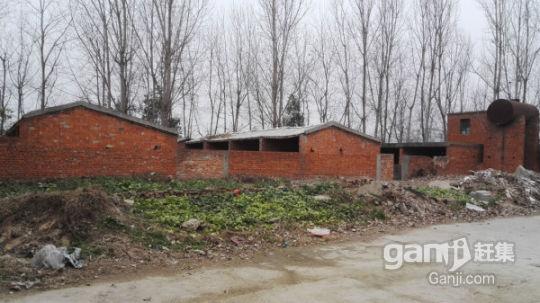 镇中心十字街临街厂房及地皮整体出售并附赠家属院住房一套-图(5)