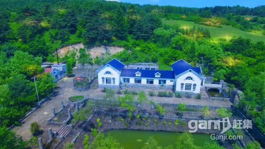 出售延吉市近郊大型户外山庄-图(1)
