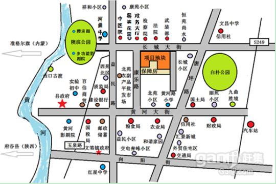 7月10日拍卖山西河曲县国有建设用地使用权-图(1)