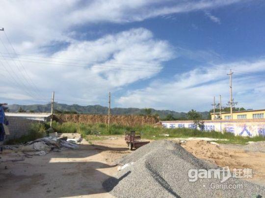 岐山县城西 西宝北线旁,有空院租售,欢迎现场看地-图(8)