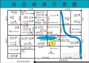 甘肃白银市银凤湖南56.2亩商住用地出让