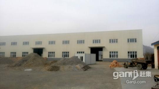 (出租)出租新钢结构标准车间,层高12米带10吨行车-图(2)
