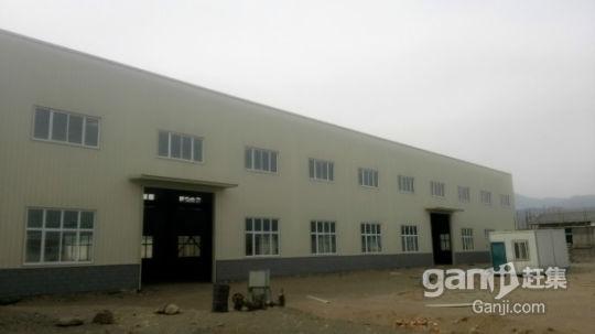 (出租)出租新钢结构标准车间,层高12米带10吨行车-图(3)