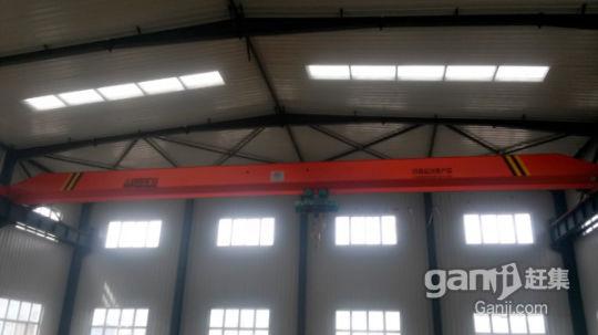 (出租)出租新钢结构标准车间,层高12米带10吨行车-图(4)
