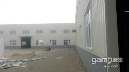 (出租)出租新钢结构标准车间,层高12米带10吨行车-图(5)