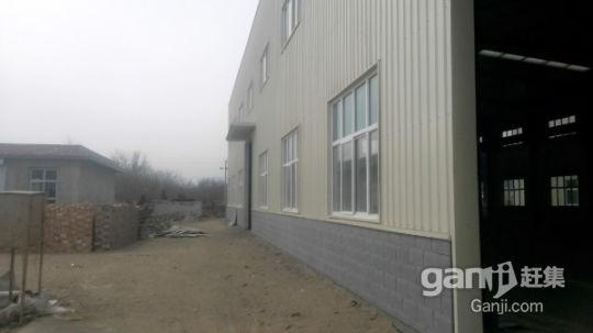 (出租)出租新钢结构标准车间,层高12米带10吨行车-图(6)