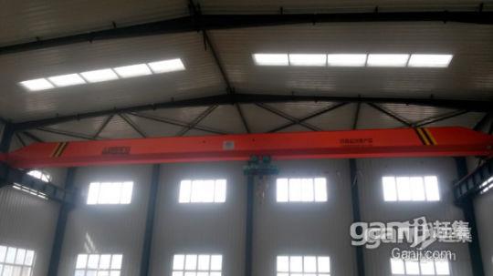 出租新钢结构标准车间,层高12米带10吨行车-图(5)
