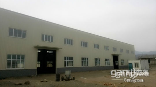 出租新钢结构标准车间,层高12米带10吨行车-图(6)