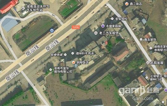 洛河电厂加气站对面206国道旁场地转让-图(1)