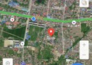 出售南关土地一份!地址在照片红色气球处!